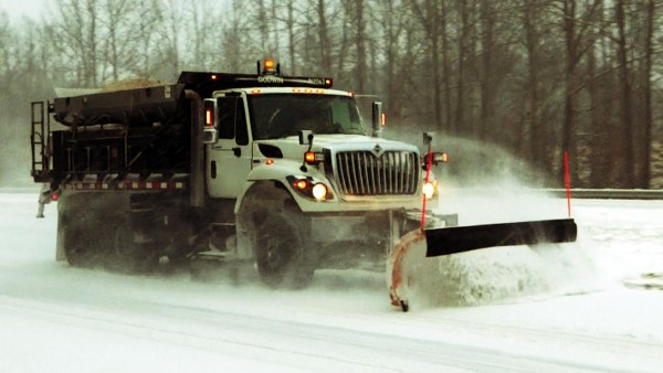 Snow plowing in Brookfield, Elm Grove and New Berlin, WI