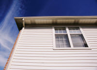 Keep your rain gutters & downspouts to avoid damage